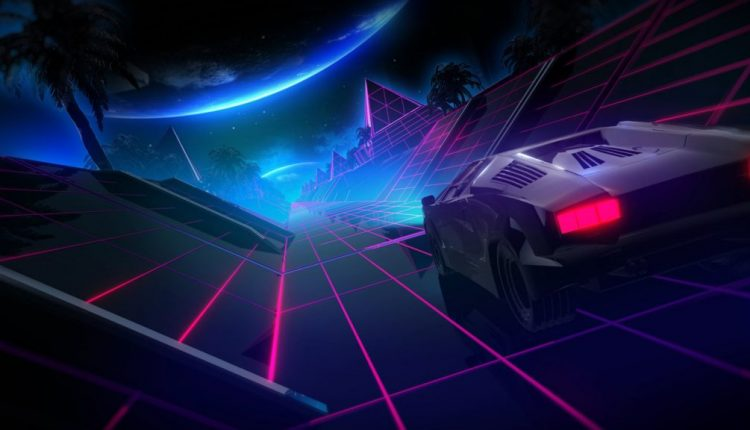 Motion Love: 80s-Inspired Works by Arkuma | Web Designing