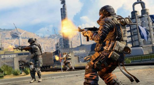 Call of Duty Black Ops 4 Blackout custom games