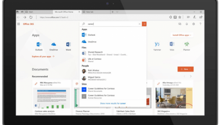 Microsoft Office gets smarter | Artificial intelligence