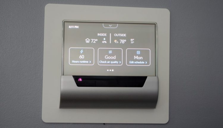 GLAS Thermostat Review: A Pretty, Yet Average Smart Thermostat | Tips & Tricks
