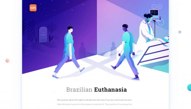 A look at Conceptual Illustrations for GZH Product Design | Web Designing