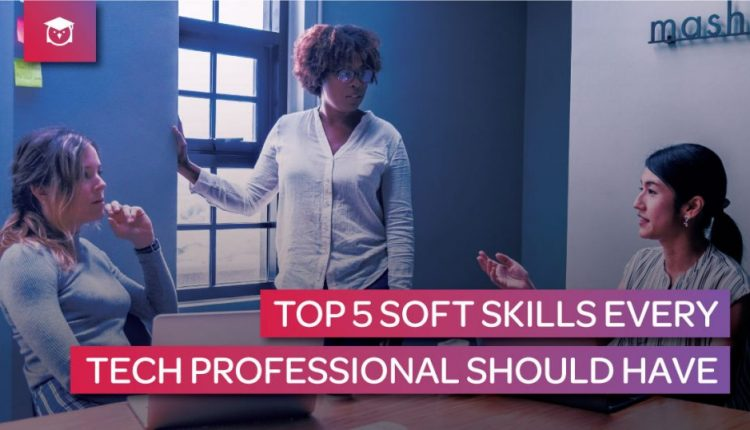 Top 5 Soft Skills Every Tech Professional Should Have   Linux