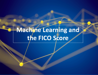 Machine Learning and the FICO Score | Risk Management