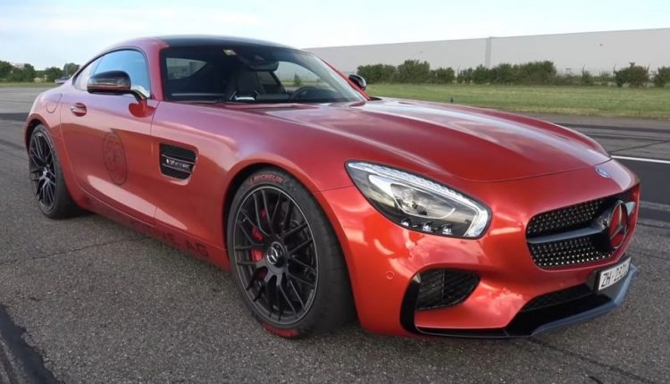 744 PS Mercedes-AMG GT S Beats Many Rivals, But Not The McLaren 720S | Feature