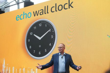 Amazon launches an Echo Wall Clock, because Alexa is gonna be everywhere | Industry