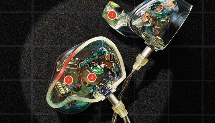 An inside look at a $2,200 pair of custom headphones | Feature