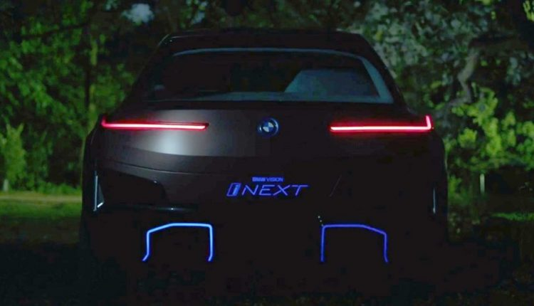BMW Releases Another Cagey Vision iNext Teaser | Feature
