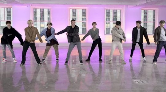 BTS and Jimmy Fallon Take on the Fortnite Dance Challenge | Gaming News