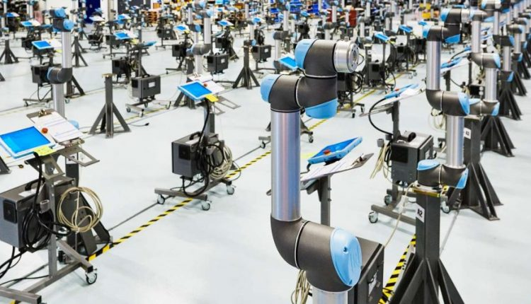 Cobot Arms, Grippers Offer Manufacturers Value at IMTS | Robotics
