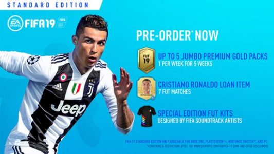Complete Guide to FIFA 19 Preorder Bonuses | Gaming News