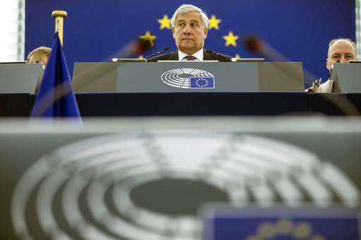 EU lawmakers vote for new online copyright rules