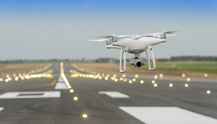 Engineers Taught a Drone to Herd Birds Away From Airports