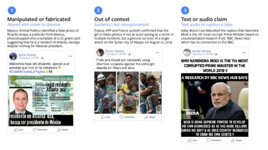 Facebook rolls out photo/video fact checking so partners can train its AI | Apps News