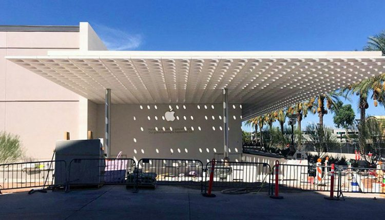 Five Apple Stores to Reopen This Saturday With Modernized Designs | Mac