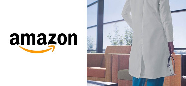 GlobalData: Amazon Poised to Make Huge Strides in Healthcare | Artificial intelligence