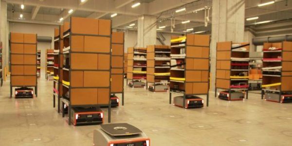 GreyOrange Grabs the Green in Super-Hot Mobile Market | Robotics
