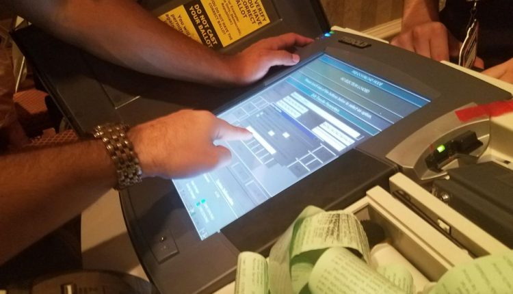 Half of US states using voting machines with a known vulnerability, says report | Cyber Security