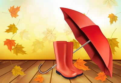 How to Create a Vector Autumn Background in Adobe Illustrator | How To