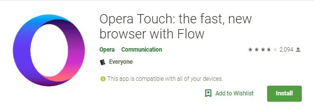 opera-touch-play-store