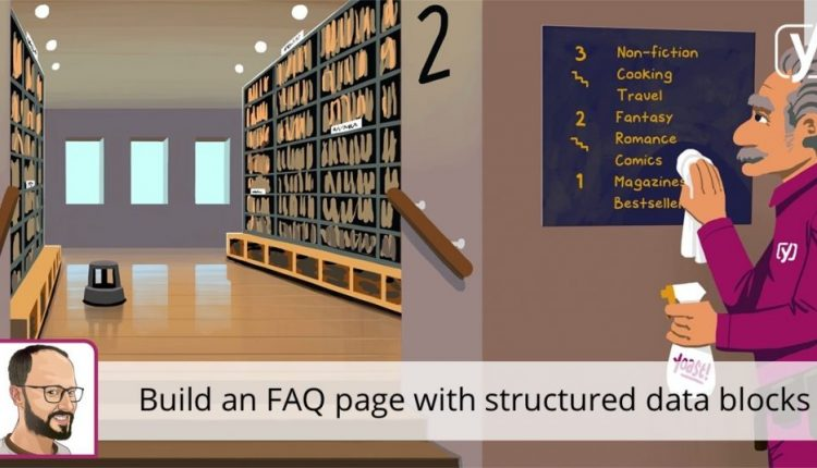How to build an FAQ page with Gutenberg and Yoast SEO | SEO
