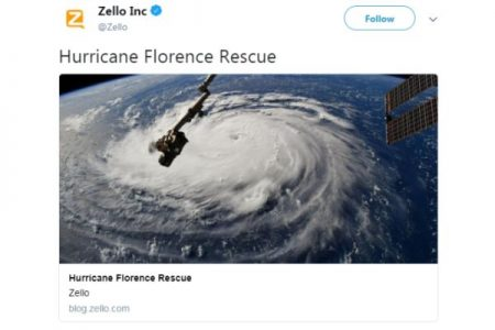 How to stay connected during Hurricane Florence and other disasters | Public Relation