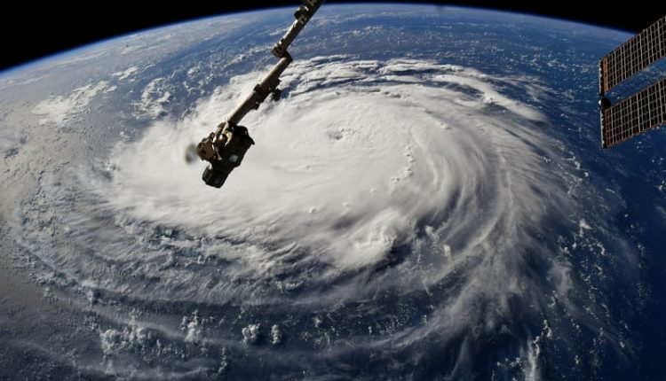Hurricane Florence: Mass evacuation of 1.5 million residents ordered   Artificial intelligence