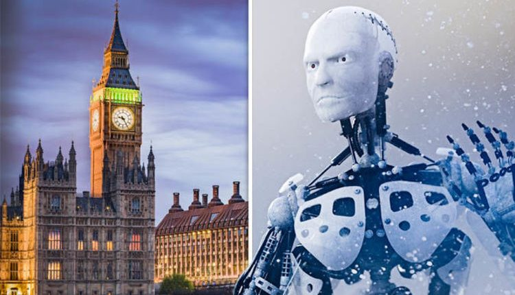 Is Artificial Intelligence a danger? More than half of UK FEARS robots will take over | Artificial intelligence