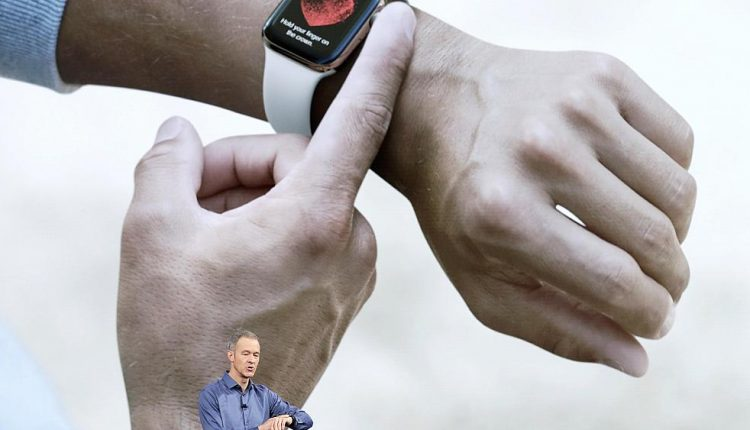 Latest Apple Watch has a heart monitor | Innovation