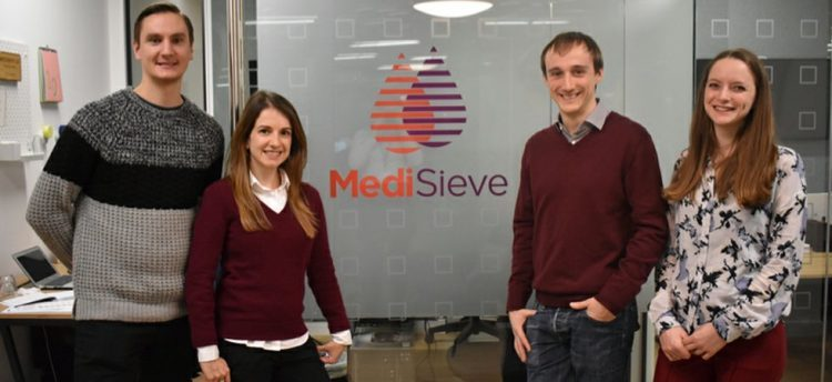 MediSieve reaches finals of Medtech Insight Awards | Innovation