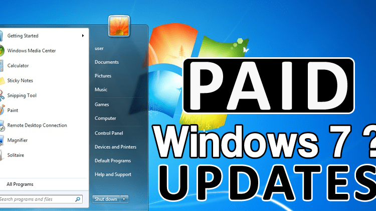 Microsoft To Charge For Windows 7 Updates | Viral Tech