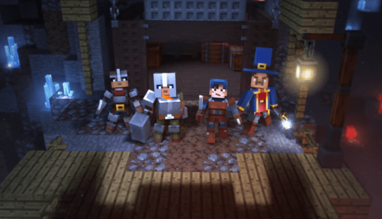 Minecraft: Dungeons Is The New Game Set In The Minecraft Universe | Gaming News