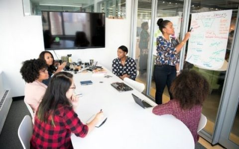 New Study Shows the Tech Industry is Leaving Out Women of Color | Innovation