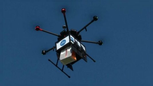 Pie in the sky? Iceland embraces growing drone delivery service | Innovation