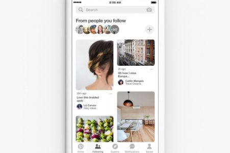 Pinterest reports 25% increase in monthly active users | Social