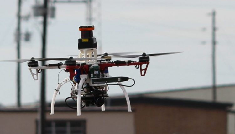 Programming drones to fly in the face of uncertainty   Artificial intelligence