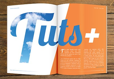 Quick Tip: How to Fill Text With an Image in Adobe InDesign | How To