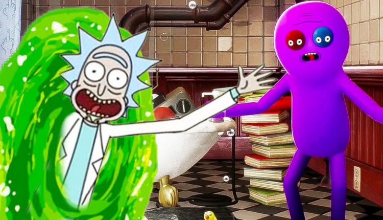 Rick & Morty Crossover Unlikely in Trover Saves the Universe | Gaming News