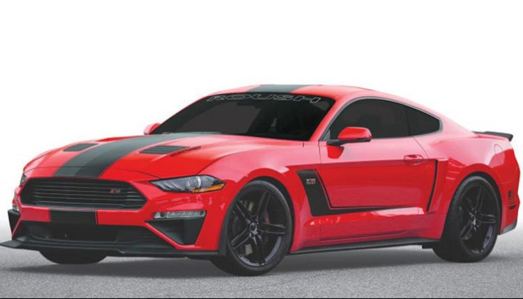 Roush Rolls Out 2019 Stage 3 Mustang With 710 HP | Feature