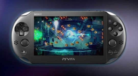 playstation vita resogun gameplay