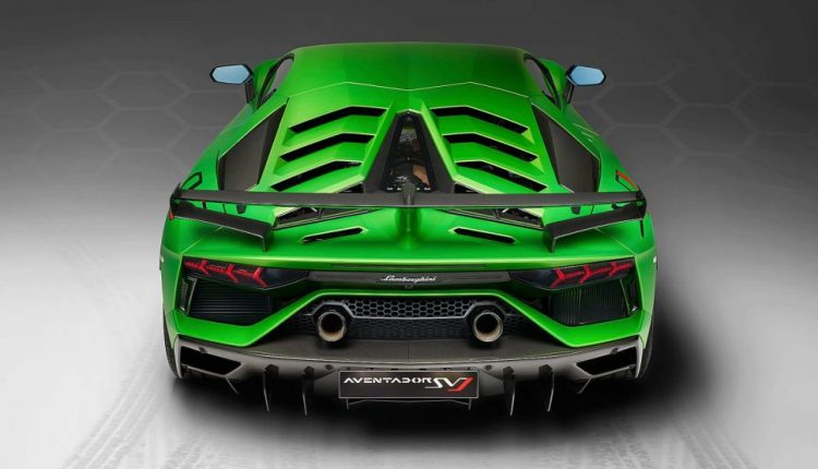 Taxing Issues: Lamborghini Aventador SVJ Exceeds $1 Million AUD Down Under | Feature