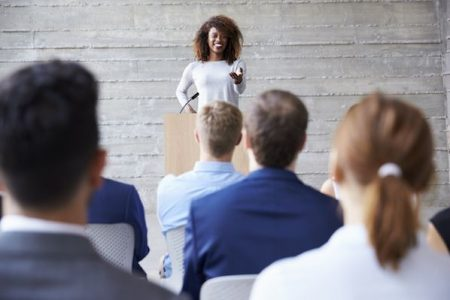 The 8 Types of Presentation Styles: Which Category Do You Fall Into? | Sales