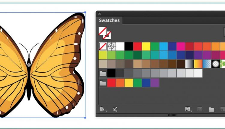 The Fastest Way to Convert CMYK to Pantone in Adobe Illustrator | Graphic Designing