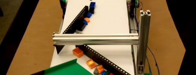This Homemade Lego Sorter Is Accidentally a Lot Like Chocolate Sorting Machines | Tips & Tricks
