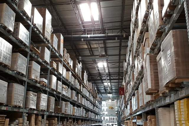 Shipping Easy Warehouse