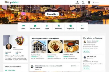 TripAdvisor plans a social network via new feed, site and partners | Advertising