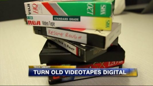 Turn your old videotapes digital with these easy steps | Smart