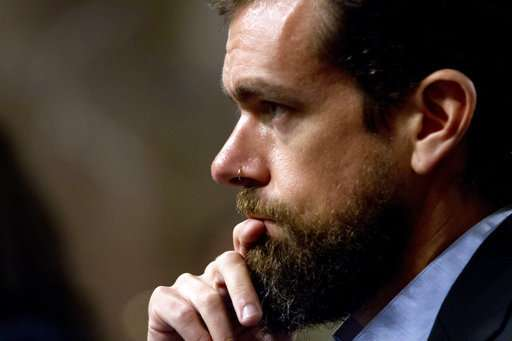 Twitter CEO Jack Dorsey keeps his cool before Congress | Computing