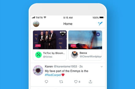 Twitter makes it easier to find and watch live broadcasts | Social