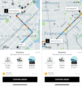 Uber fires up its own traffic estimates to fuel demand beyond cars   Apps, ONLY infoTech