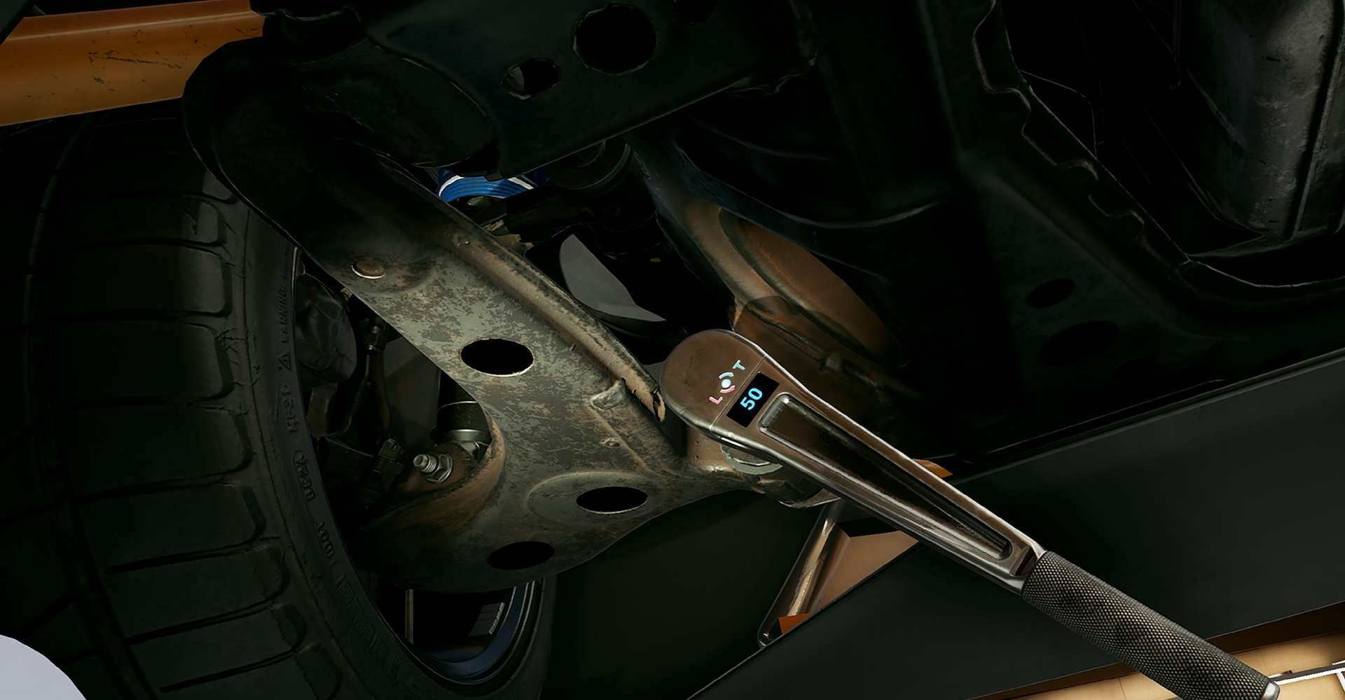 VR Game Wrench Teaches Car Mechanics without All the Oil